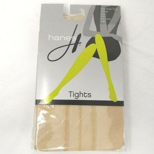 Women's Hanes Lace Sheer Tights